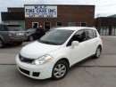 Used 2010 Nissan Versa FULLY LOADED - CERTIFIED & E-TESTED for sale in North York, ON