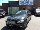 Used 2011 BMW 550i i NAVIGATION- HEADS UP DISPLAY for sale in North York, ON