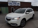Used 2014 Acura MDX TECK PKG. - NAVIGATION - DVD for sale in North York, ON