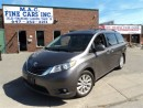 Used 2011 Toyota Sienna Limited - AWD - NAVIGATION - DVD for sale in North York, ON