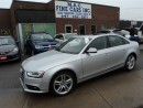 Used 2013 Audi A4 2.0T - AWD - NAVIGATION - CERTIFIED for sale in North York, ON