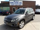 Used 2013 Volkswagen Tiguan 2.0 TSI Comfortline (A6) for sale in North York, ON