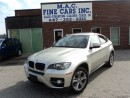 Used 2011 BMW X6 xDrive35i - NAVIGATION for sale in North York, ON