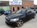 Used 2013 BMW M5 NAVI - NIGHT VISION - HUD for sale in North York, ON