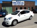Used 2013 Nissan Versa FULLY LOADED - CERTIFIED for sale in North York, ON