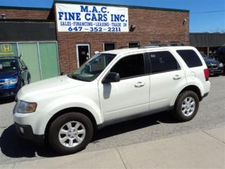 Used 2010 Mazda Tribute GX I4 for sale in North York, ON