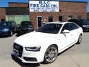 Used 2013 Audi A4 S-LINE - NAVIGATION for sale in North York, ON