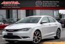 Used 2016 Chrysler 200 C|PanoSunroof|Nav|RearCam|R-Start|HtdFrSeats|DualClimate|19
