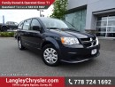 Used 2014 Dodge Grand Caravan SE/SXT W/ POWER WINDOWS/LOCKS & DUAL-ZONE A/C for sale in Surrey, BC