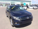 Used 2017 Volkswagen Tiguan COMFORTLINE for sale in Calgary, AB