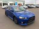 Used 2015 Mitsubishi Lancer Evolution GSR for sale in Calgary, AB