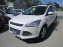Used 2014 Ford Escape LOADED SE EDITION 5 PASSENGER 1.6L - ECO-BOOST.. 4WD.. LEATHER.. HEATED SEATS.. NAVIGATION.. BACK-UP CAMERA.. for sale in Bradford, ON