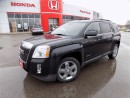 Used 2012 GMC Terrain SLT... 1 OWNER.. LEATHER.. 2WD.. 3.0L V6 for sale in Milton, ON