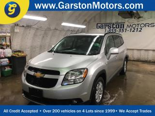 Used 2012 Chevrolet Orlando LT*7 PASSENGER*PHONE CONNECT*REMOTE START*KEY-LESS ENTRY*ALLOYS*ROOF RAILS* for sale in Cambridge, ON