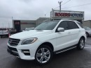 Used 2014 Mercedes-Benz ML 350 BlueTEC - NAVI - 360 CAMERA for sale in Oakville, ON