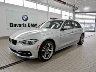 New 2017 BMW 330i xDrive Sedan for sale in Edmonton, AB