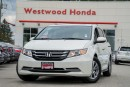Used 2014 Honda Odyssey EX-L w/Navi for sale in Port Moody, BC