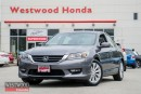 Used 2014 Honda Accord EX-L V6 - Factory Warranty until 2019 for sale in Port Moody, BC