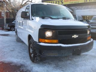 Used 2008 Chevrolet Express 2500 G2500 A/C Leather for sale in Ottawa, ON