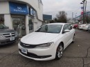 Used 2015 Chrysler 200 S for sale in Brantford, ON