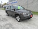 Used 2016 Jeep Compass HIGH ALTITUDE AWD for sale in Beaverton, ON
