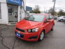 Used 2012 Chevrolet Sonic LT for sale in Brantford, ON
