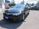 Used 2012 Toyota Camry LE for sale in Brantford, ON