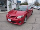 Used 2011 Toyota Corolla S for sale in Brantford, ON