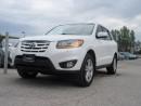 Used 2011 Hyundai Santa Fe AWD GLS 3.3L / ACCIDENT FREE for sale in Newmarket, ON