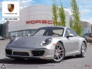 Used 2013 Porsche 911 Has Two Year Unlimited Warranty Extension - Local Edmonton Vehicle - No Accidents - Major Service and New Tires for sale in Edmonton, AB