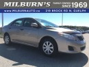Used 2009 Toyota Corolla CE for sale in Guelph, ON