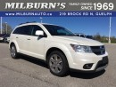 Used 2012 Dodge Journey Crew - 7 pass. for sale in Guelph, ON