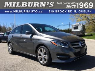 Used 2016 Mercedes-Benz B-Class 250 Sports Tourer for sale in Guelph, ON