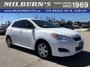 Used 2010 Toyota Matrix - for sale in Guelph, ON