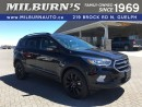 Used 2017 Ford Escape Titanium Sport 4X4 for sale in Guelph, ON