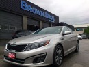 Used 2014 Kia Optima SX TURBO, LTHR, NAVIGATION for sale in Surrey, BC