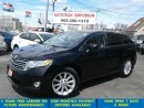 Used 2009 Toyota Venza Auto Leather/Alloys/Heated Seats for sale in Mississauga, ON