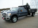 Used 2015 Ford F-550 XLT | Crew Cab | DIESEL for sale in Stratford, ON