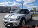 Used 2013 MINI Cooper Coupe Cooper |Very Low KMS|Leather Seats|Power Group| for sale in Scarborough, ON