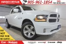 Used 2014 Dodge Ram 1500 PRE-CONSTRUCTION SALE| SPORT| 4X4| CREW CAB| for sale in Mississauga, ON