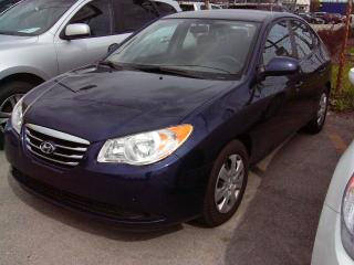 Used 2010 Hyundai Elantra L for sale in Georgetown, ON