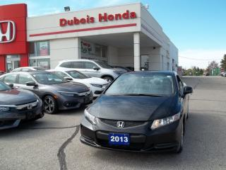 Used 2013 Honda Civic LX-S for sale in Woodstock, ON