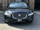 Used 2011 Jaguar XJ XJL Supercharged for sale in Mississauga, ON