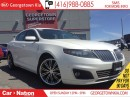 Used 2011 Lincoln MKS EcoBoost | NAVI | ROOF | ALL WHEEL DRIVE | for sale in Georgetown, ON
