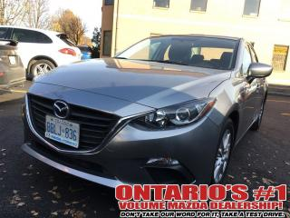 Used 2016 Mazda MAZDA3 GS / SKYACTIV / HEATED SEATS -TORONTO for sale in North York, ON