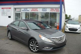 Used 2011 Hyundai Sonata Limited 2.0T LEATHER,ROOF for sale in Etobicoke, ON