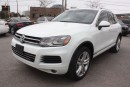 Used 2013 Volkswagen Touareg Highline *LEATHER|PANO ROOF|NAVI* for sale in North York, ON
