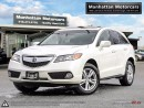 Used 2014 Acura RDX AWD PREMIUM PKG - CAMERA|PHONE|1 OWNER|WARRANTY for sale in Scarborough, ON