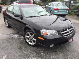 Used 2003 Nissan Maxima SE for sale in Surrey, BC