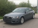 Used 2013 Audi A4 quattro for sale in Brampton, ON